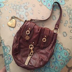 Juicy Couture Handbags - Juicy couture dark brown purse
