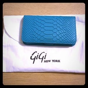 HOST PICK Gigi New York Python IPhone Wallet
