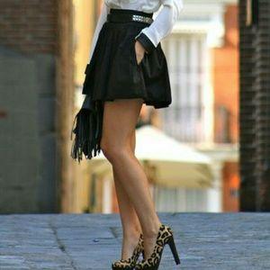 Dresses & Skirts - *UNAVAILABLE* Black bubble skirt