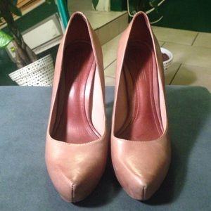 Schultz Shoes - Schultz blush toned stilettos