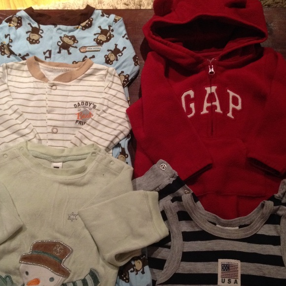 Baby Gap Charter S Other Baby Boy Clothes 612 Months Used Poshmark