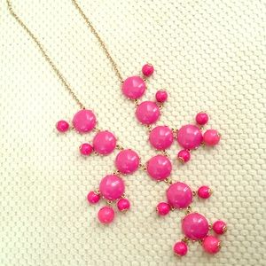 j.crew inspired bubble necklace