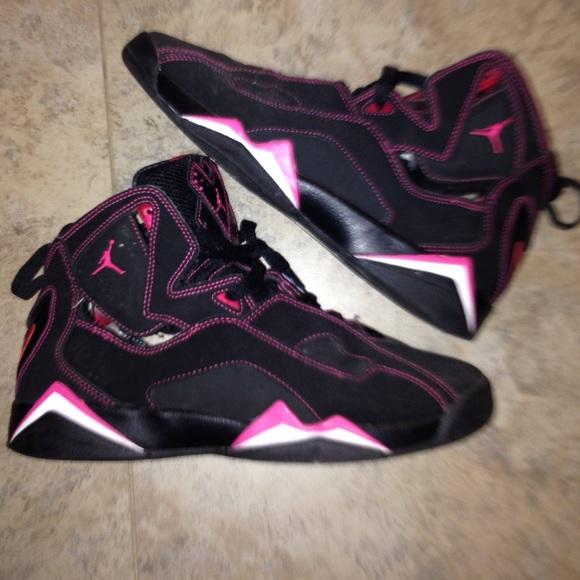 100% authentic ebf93 d6810 Black and pink high top jordans. M 5652684f6802780d9d028645