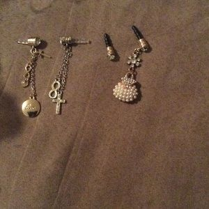 Other Accessories - 3.5 mm dust charms bundle