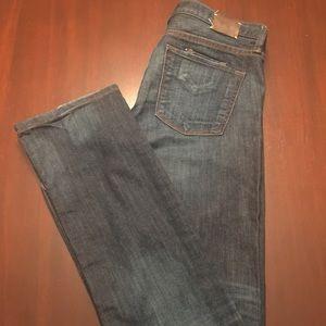 Banana Republic - Straight leg jeans. Worn once.