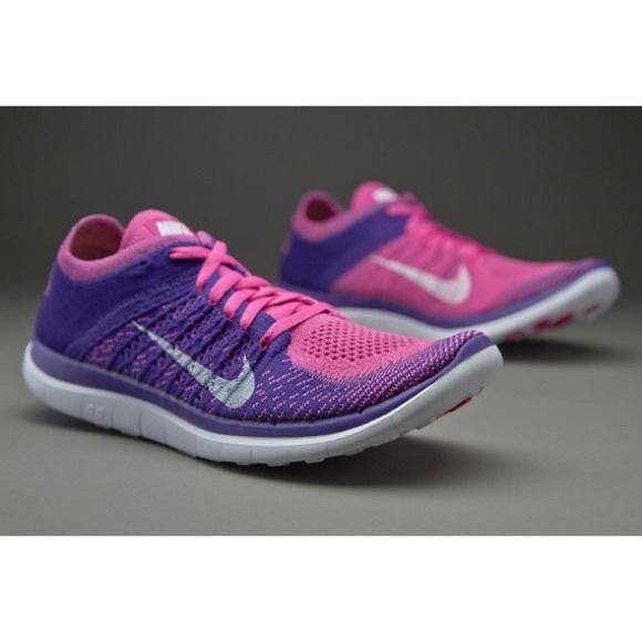 Nike Flyknit Gratuit 4.0 Rose