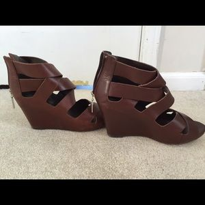 Dolce Vita Strappy Wedge Sandals