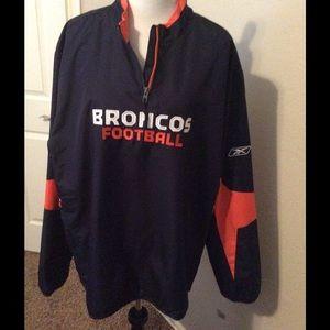 NFL Other - NWT Bronco Windbreaker