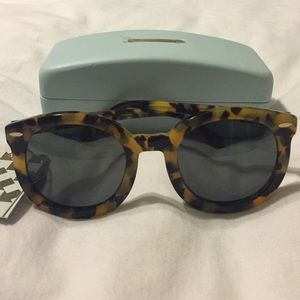 Karen Walker Accessories - NWT KW Super Duper Strength sunglasses