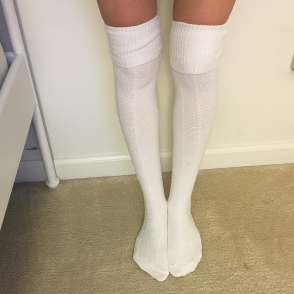 47% off aerie Accessories - Aerie over the knee socks from ...