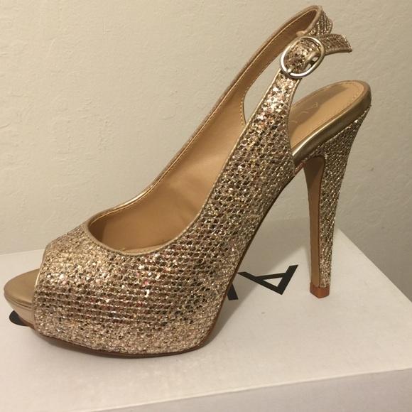 b8ba9c762f70 ALDO Shoes | Rose Gold Pumps | Poshmark