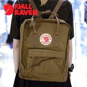 11b71760ea7c Fjallraven Bags - Fjallraven Kanken Day Backpack in Sand Color