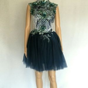 Gowns Dresses & Skirts - NEED 2 SELLInk blue short dress. Only 1 Available!