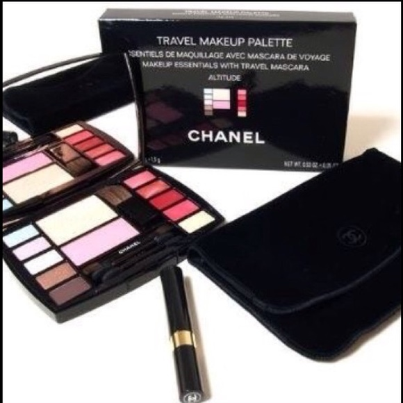 travel makeup kit. about authentic chanel makeup kits! only one left! travel makeup kit