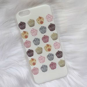 Cupcakes iPhone 6/6s Case
