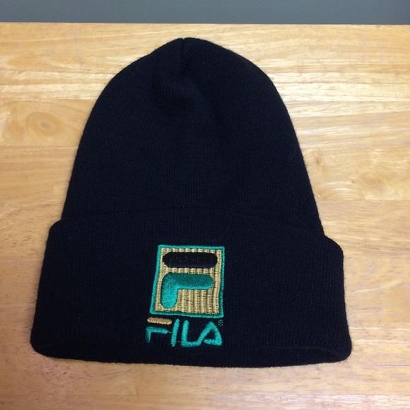 Fila Accessories - Vintage FILA WINTER HAT eabb8ee513e