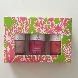 Lilly Pulitzer Other - Lilly Pulitzer Nail Polish