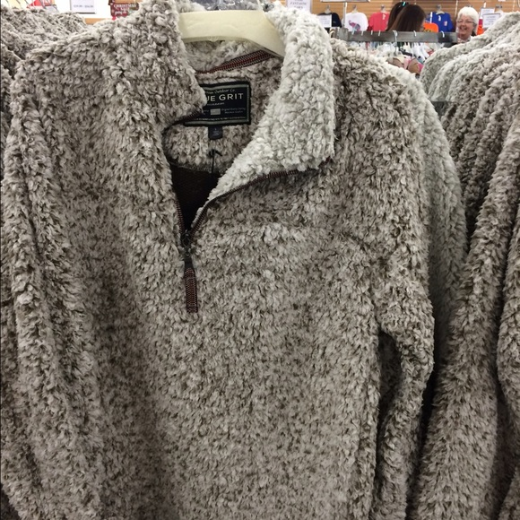 ISO true grit pullover any color L from Meagan's closet on Poshmark