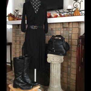 Cynthia Vincent Dresses & Skirts - 🆕Listing❣Cynthia Vincent Designer Black Dress
