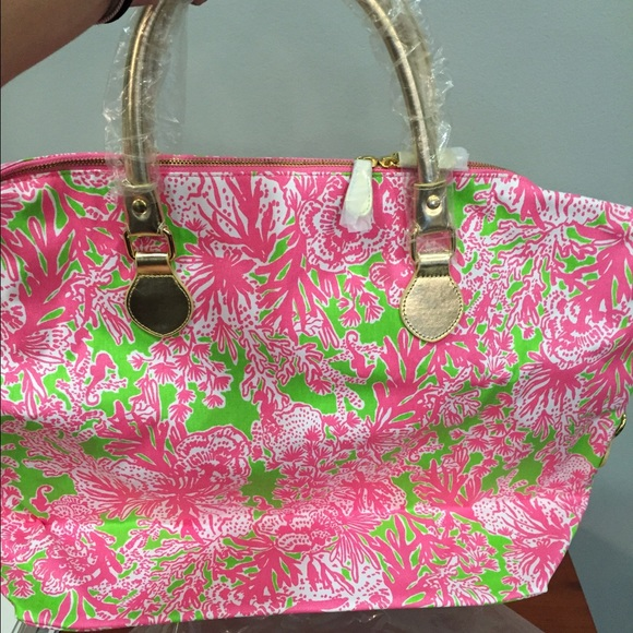 90% off Lilly Pulitzer Handbags - **sold** Lilly pulitzer ...