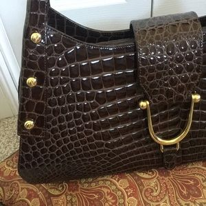 Retta Wolff Handbags - 💕🌺 Retta Wolff Italian Handbag 🌺💕