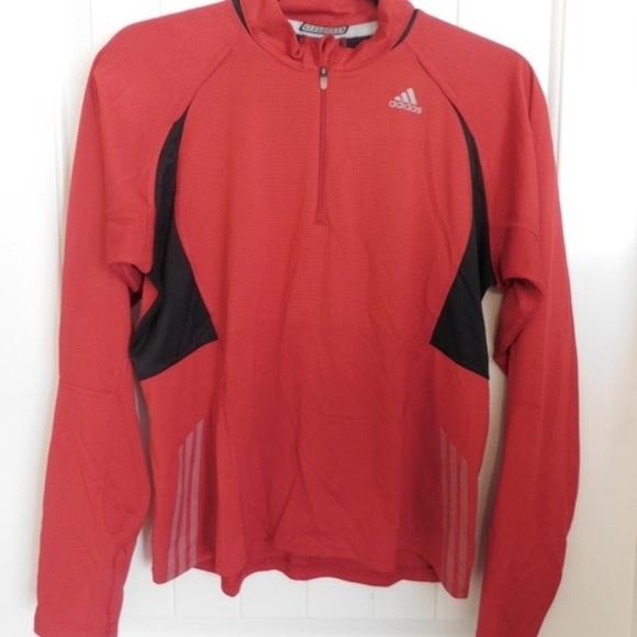 f9a108bee961 Adidas Jackets   Blazers - Adidas pullover thin jacket
