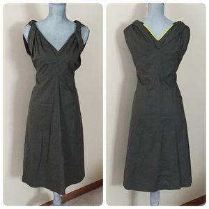 Zero + Maria Cornejo Dresses & Skirts - ❤{Zero+Maria Cornejo}Olive Dress!