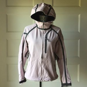 Mountain Hardware technical soft shell jacket