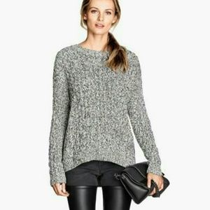 H&M Knitted Sweater.