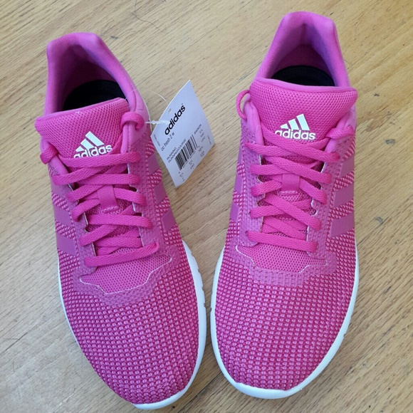 1 HR SALE 🎉NWT Adidas Women s Shoes Pink   white 73db12d3f1