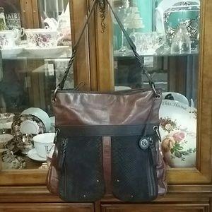 The Sak Handbags - Nwot  authentic sak bag brown