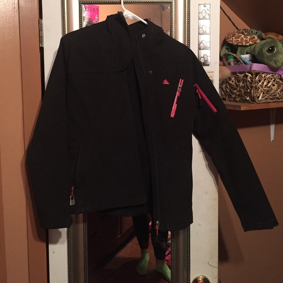 Snozu Jackets & Blazers - Rain jacket
