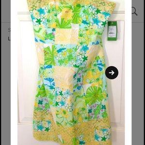 Lilly Pulitzer Alligator Bowen Dress