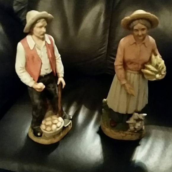 Other - Antique Porcelain figurines