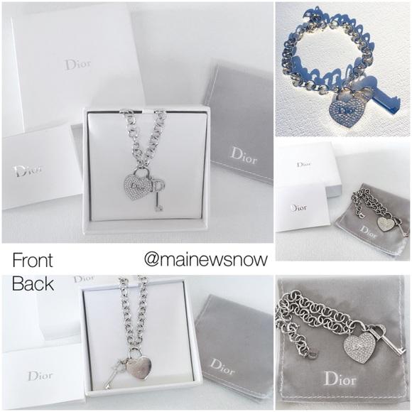 ac2c899e1294 Christian Dior Jewelry - Christian Dior  Heart