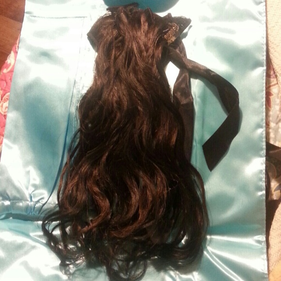 Sallys Beauty Supply Makeup 100 Real Remy Hair Extensions Poshmark