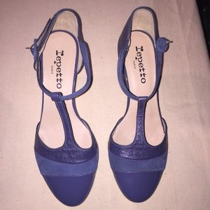 Repetto Shoes - Repetto leather, suede, & patent pumps. Runs small