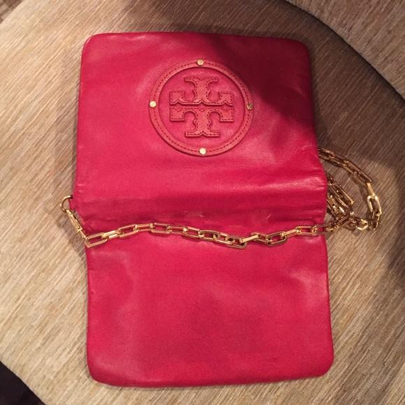 65 off tory burch handbags tory burch red crossbody