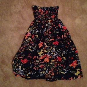 Wet Seal floral dress