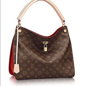 4673bea5eba Louis Vuitton Bags - Like new Louis Vuitton Gaia bag. Only worn twice!