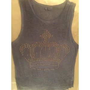 Tops - 👑Prfct condition hardware tank. Amazing quality👑