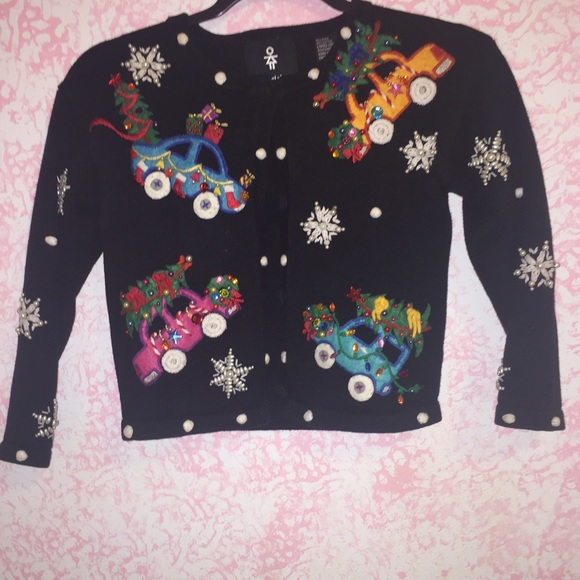 81% off Michael Simon Sweaters - Ugly Christmas Sweater from ...