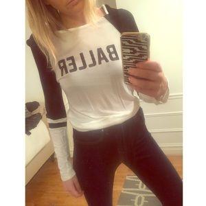 🔥🏀STYLESTALKER PERFECT CONDITION BALLER TEE 🏀🔥