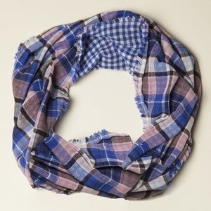 American Colors Accessories - American Colors Mediterranean Plaid Scarf