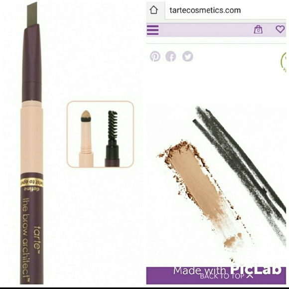 43% off tarte Other - Tarte The Brow Architect in Deep from ...