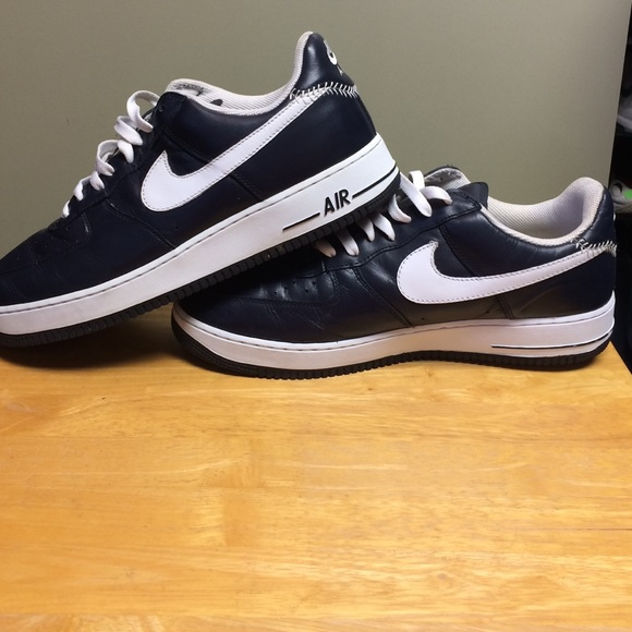 Mens Size 13 Air Force One Rare Yankees 05 Release