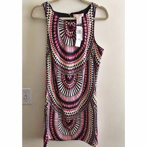 Mara Hoffman Multi-Colored Shift Dress NWT
