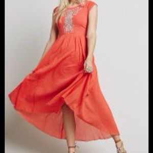 FREE PEOPLE TOOSALOOSA DRESS
