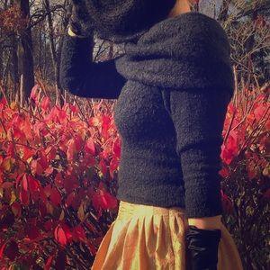 Randolph Duke Black Sweater