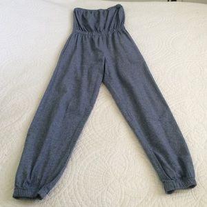 de866c0f146 American Apparel Pants - American Apparel Chambray jumpsuit